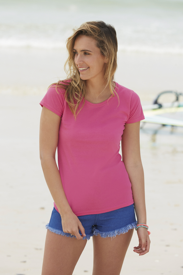 Valueweight Lady Fit Maglia M/C